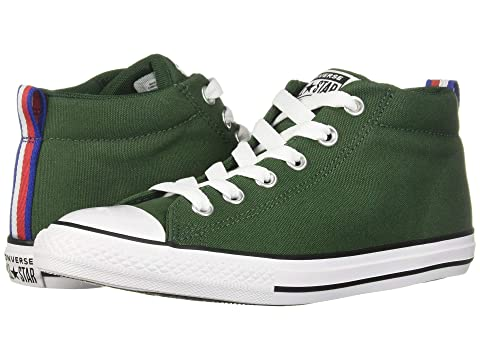 e116e5c49a7 Converse Kids Chuck Taylor All Star Street Sport Webbing - Mid (Little  Kid/Big Kid)