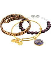 Alex and Ani - Amethyst Wish Bracelet Set of 3