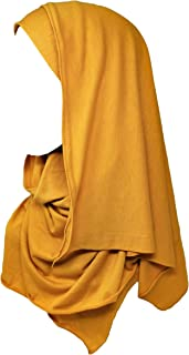 Copricapo Lussuoso Hijab in Raso sotto Sciarpa a Osso