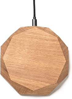 Oakywood Wireless Charger (Oak Wood)