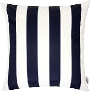 Best navy blue and white striped patio cushions Reviews