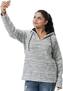 beroy Women Fleece Jackets&Coat for Cold Weather, Women Sweatshirts and Hoodies