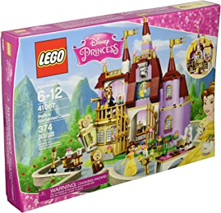 Lego Disney Toys Premium Princess Belle Sets With Minifigures For 6 Year Olds Children