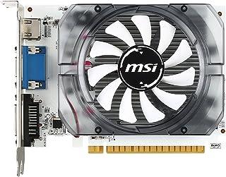 MSI N730 2GD3V3 Video Card GeForce GT 730 Fermi 2GB, DDR3, 128-bit, DirectX 12