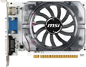 MSI GeForce GT 730 Fermi DDR3 128-bit 2GB DirectX 12 (N730 2GD3V3)