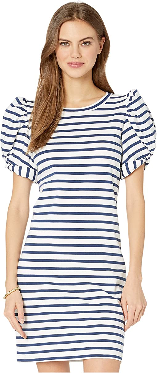 High Tide Navy Perfect Pair Stripe