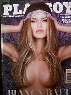 PLAYBOY Adult Magazine July/August 2014