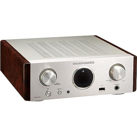 マランツ Marantz HD-DAC1 ヘッドホンアンプ ハイレゾ音源対応/USB-DAC シルバーゴールド HD-DAC1/FN