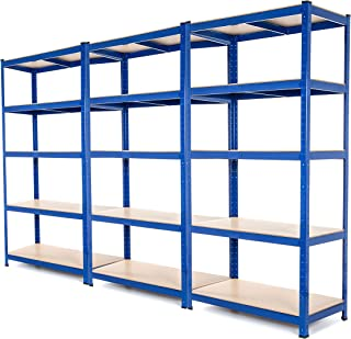 Scaffalature In Ferro Prezzi.Amazon It Scaffalature Metalliche