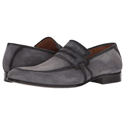 Mezlan Ulpio (Light Grey) Men