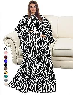 Best zebra throw blanket Reviews