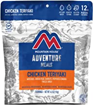 Mountain House Chicken Teriyaki with Rice   Freeze Dried Backpacking & Camping Food   Gluten-Free