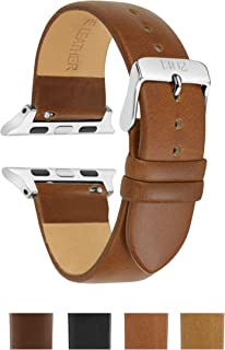 ee44f22bf Apple Watch Compatible Band 38mm, 42mm, Vegetable Tanned Leather, Italian  Leather, Replacement
