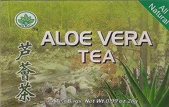 Aloe Vera Tea 14 Bags - (Pack of 3)
