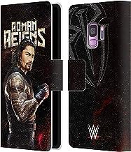 Head Case Designs Officieel Gelicentieerd WWE Romeinse heerschappij Supersterren Lederen Book Portemonnee Cover compatibel...
