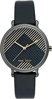 Women's Vegan Leather Strap Watch