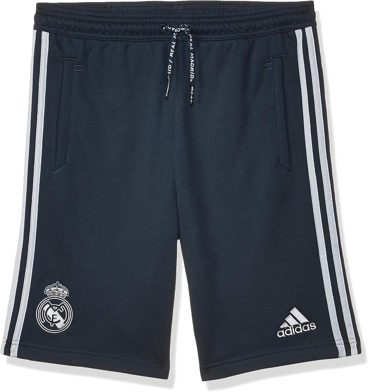 adidas Real Madrid Kids Shorts Running Training Boys Pants Lifestyle DP2922 New