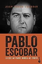 Pablo Escobar. Lo que mi padre nunca me conto