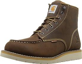 "Carhartt Men's 6"" Waterproof Toe Moc Wedge Casual Boot Work Shoe accessory"