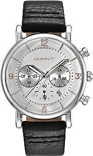 جانت ساعة رسمية للرجال، جلد، انالوج بعقارب - GT007001