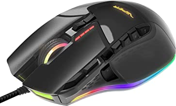 Patriot Viper Gaming V570 RGB Blackout Edition Pro Laser Mouse Up To 12,000 Dpi