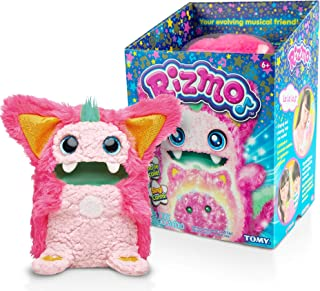 Rizmo Berry (Pink) Interactive Plush, Pink