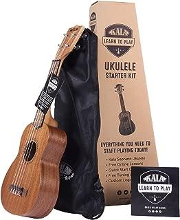 KALA ukulele Light Mahogany Stain KALA-LTP-S