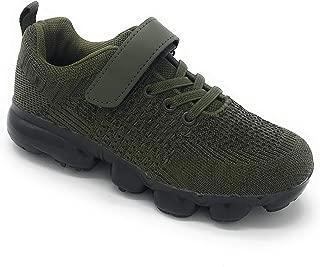 Blue Berry Children Flyknit Lightweight Walking Tennis Shoes Comfort Casual Sneakers