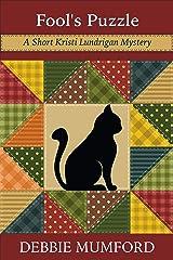 Fool's Puzzle (Kristi Lundrigan Mysteries Book 2) Kindle Edition