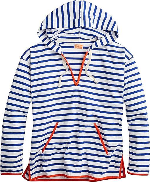 Tammy Stripe Oxford White