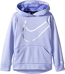 Therma Tunic Hoodie Pullover (Little Kids)