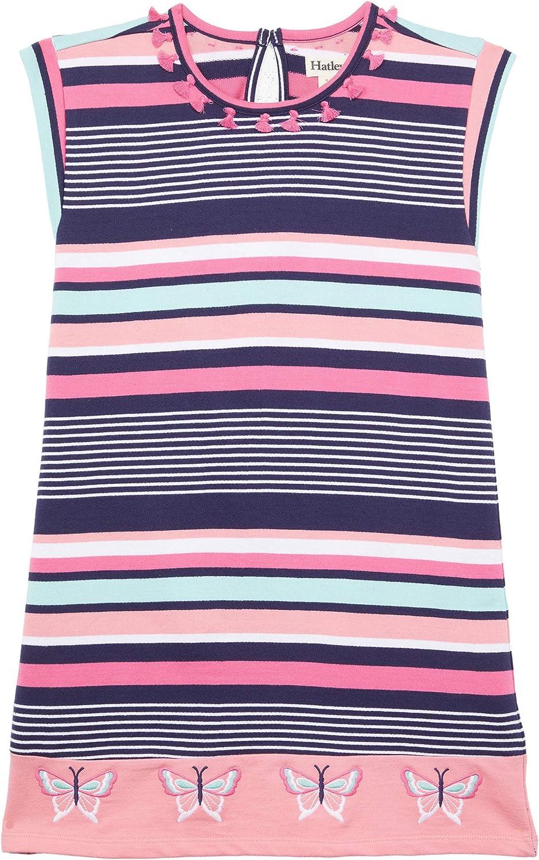 Hatley Girl's Summer Stripe Terry Dress (Toddler/Little Kids/Big Kids)