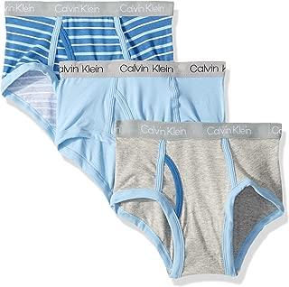 Boys' Kids Modern Cotton Assorted Briefs Underwear, Multipack