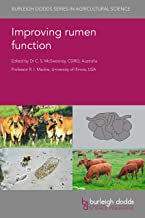 Improving rumen function (Burleigh Dodds Series in Agricultural Science Book 83)