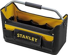 Stanley 1-96-182 Panier porte-outils en Nylon, Noir, 47 x 34 x 23 cm