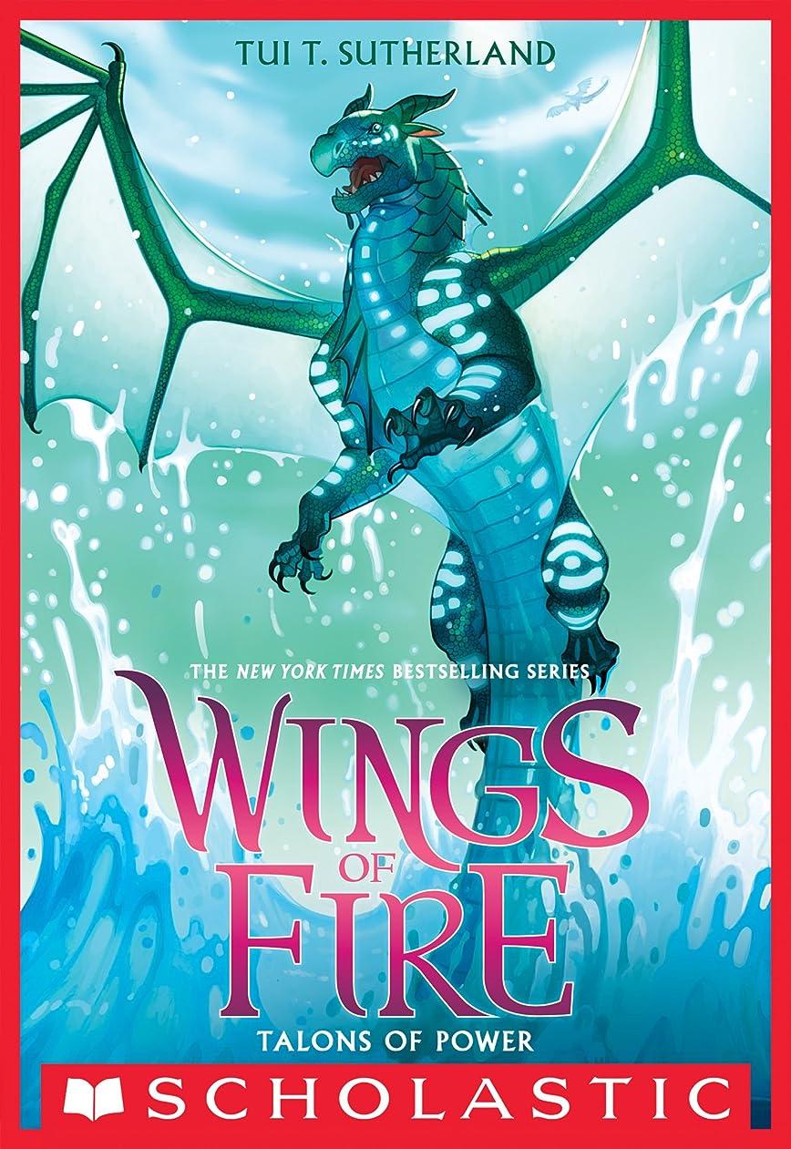 君主欠点呪いTalons of Power (Wings of Fire, Book 9) (English Edition)