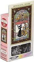 126 piece jigsaw puzzle (10x14.7cm) Kiki's Delivery Service Jiji shop assistant Frost Art Jigsaw