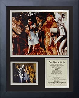 Legends Never Die Wizard of Oz The Enchanted Forest Framed Photo Collage, 11x14-Inch