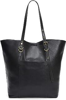 حقيبة يد جلدية بسيطة من FRYE Gia