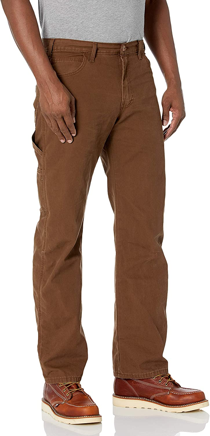 Dickies mens Relaxed Straight-fit Jea Duck Lightweight Bargain sale Carpenter OFFer