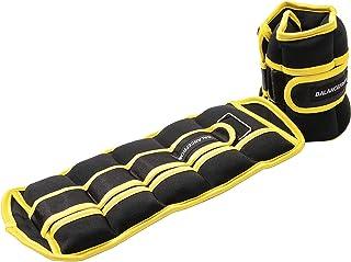 BalanceFrom GoFit Fully Adjustable Ankle Wrist Arm Leg Weights, Adjustable Weights, Adjustable Strap