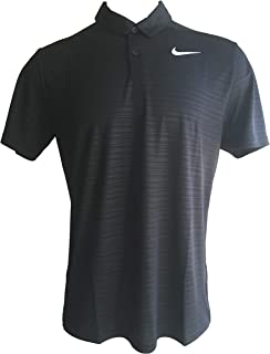 Nike Men's Dri-Fit Essential Embossed Golf Polo Shirt Short Sleeve Shirts