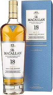 Macallan Fine Oak 18 Years Old mit Geschenkverpackung Whisky 1 x 0.7 l
