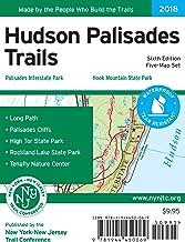 Hudson Palisades Trails Map: Palisades Interstate Park, Hook Mountain State Park