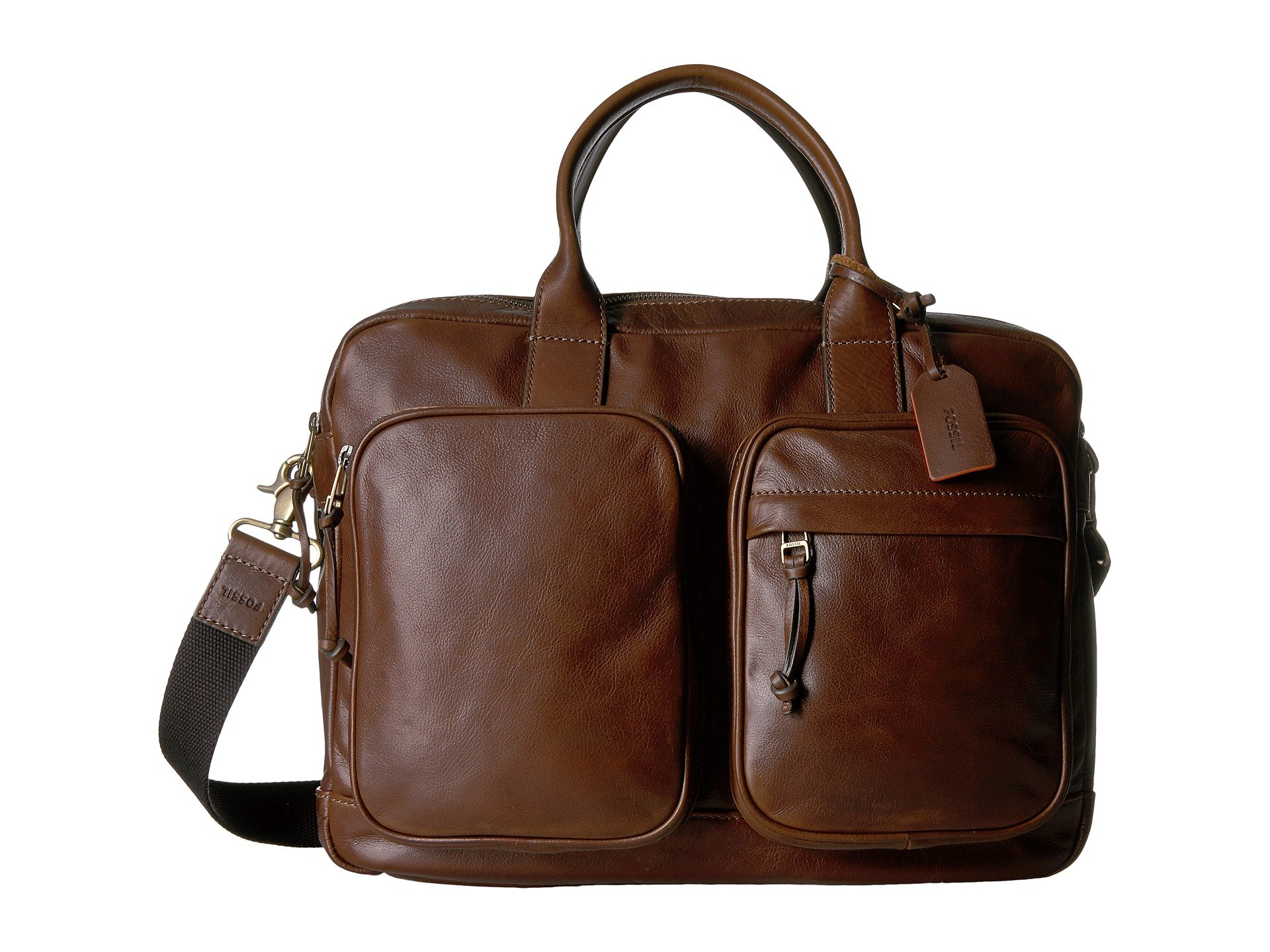 Maletin para Hombre Fossil Defender Double Zip Workbag  + Fossil en VeoyCompro.net
