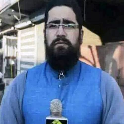 Shahid Wani Journalist Website App