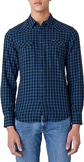 Wrangler LS Western Shirt Camisa para Hombre