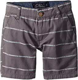 Lucky Brand Kids Woven Shorts (Toddler)