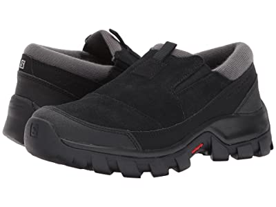 Salomon Snow Clog (Black/Black/Magnet) Women
