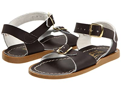 Salt Water Sandal by Hoy Shoes Surfer (Toddler/Little Kid) (Brown) Kid